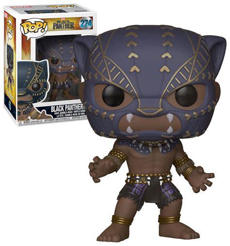 Funko Pop Marvel Black Panther Nakia 277 funko pop marvel black panther bundle 5 pops new mint