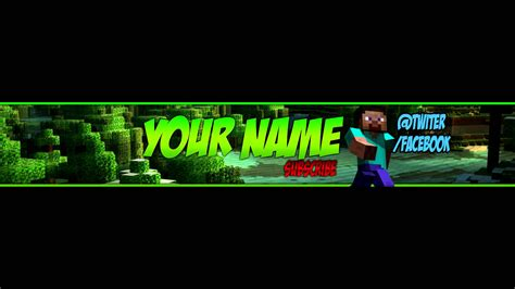 minecraft youtube banner 2560x1440 www imgkid com the