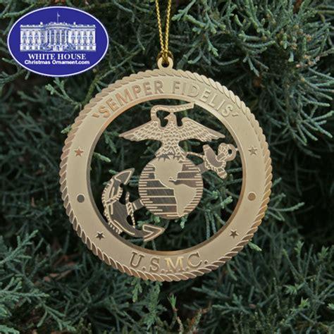 2011 marine corps semper fidelis ornament