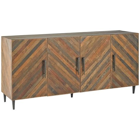 constantine woodworking currey and company constantine iron credenza