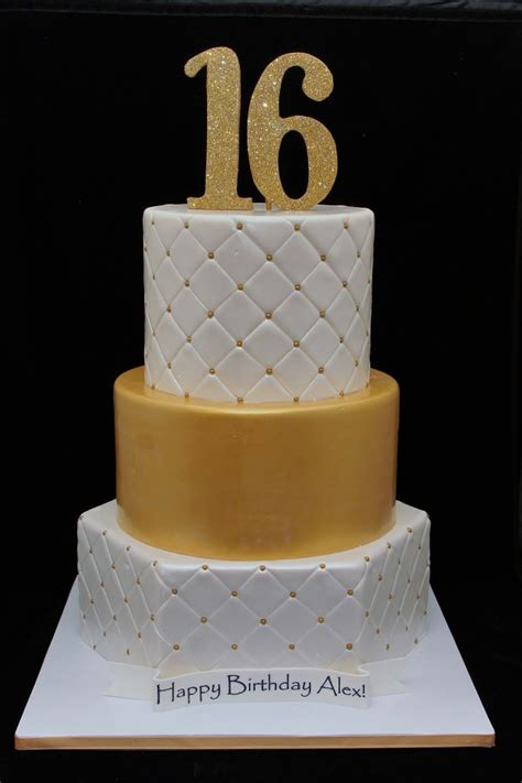 Sweet 16 Cakes by Sweet 16 Cakes Cupcakes
