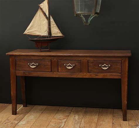 Small Side Tables With Drawers by Stephens Small Three Drawer Side Table