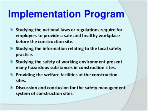health and safety dissertation topics construction health and safety thesis pdfeports867 web