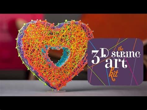 3d String Patterns - craft tastic 3d string kit