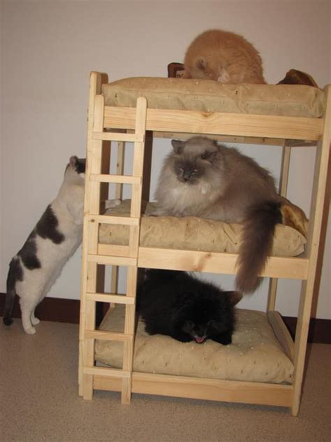 pet bunk bed pet bed bunk bed 2 tier and 3 tier for dogs and cats
