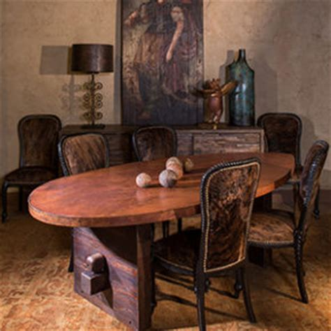 dining room furniture rustic western furniture store