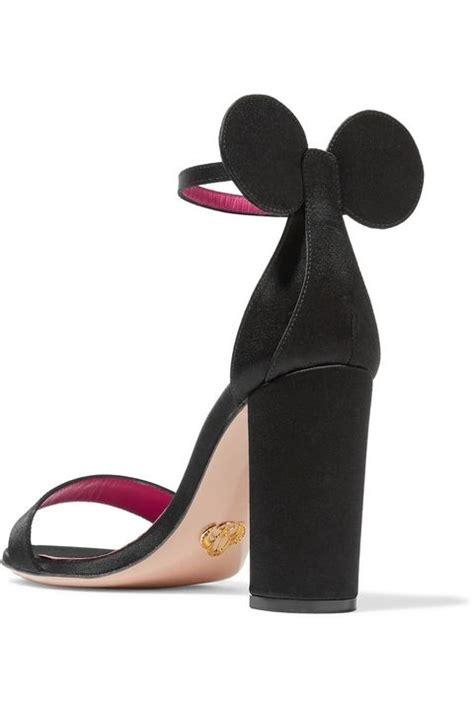 Set Minnie Wedges international minnie mouse heels collection 2017