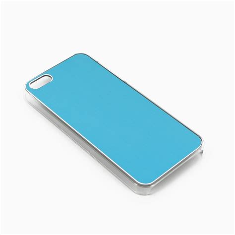 Hardcase Ipanky For Iphone 5 iphone 5 5s plastic blue pdair 10 free shipping