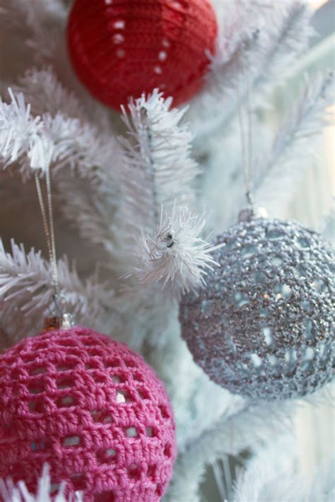 crochet christmas crafts crocheted decorations hello craft