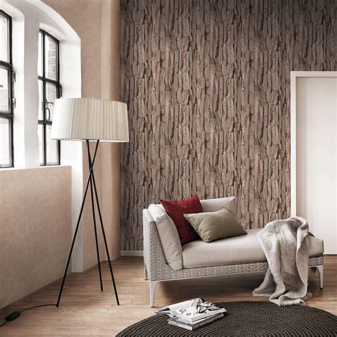 brown driftwood vinyl wallpaper departments diy  bq