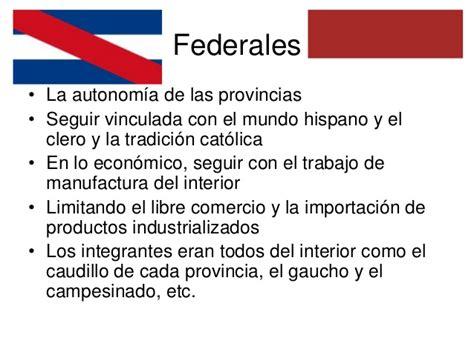 el gobierno destaca la incorporacin de los monotributistas a las unitarios y federales