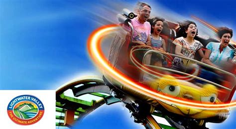 discount vouchers lightwater valley lightwater valley ticket deals uk family break