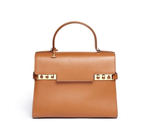 Delvaux Tempete Ostrich Bag delvaux temp 234 te tote bag reference guide spotted fashion