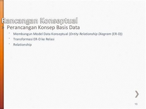 metodologi desain database materi 12