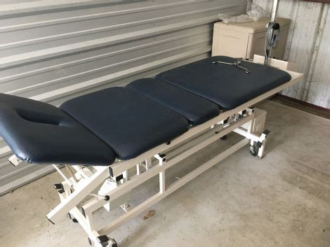 traction table for sale used chattanooga txe 7 traction table for sale dotmed
