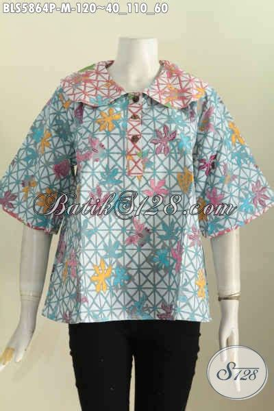 Jual Baju Batik Resmi Jual Baju Batik Blus Pakaian Batik Masa Kini Model