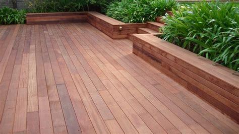 timbers  decking