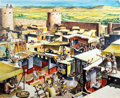 imagenes revolucion urbana historia de las civilizaciones las primeras ciudades