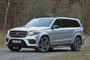Gls Mercedes Suv Mercedes Gls Class Prices Reviews And New Model