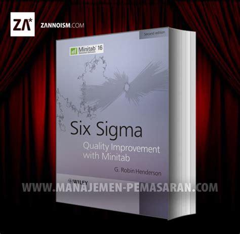 Buku The Six Sigma Way judul tesis manajemen sumber daya manusia buku ebook