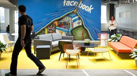 facebook s new cool office 13 cool offices from around the world that ll make you