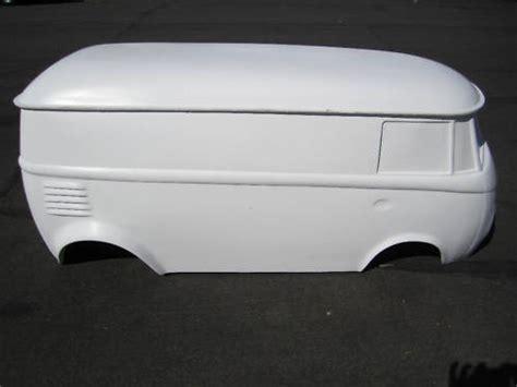 vw bus split window hot rod stroller  kart fiberglass body samba rat rod  kart rat rods