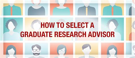 graduate thesis advisor dissertation advisor role