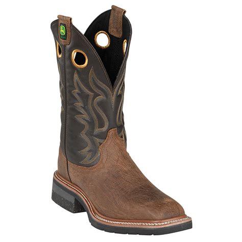 deere work boots for deere 174 12 quot work western tractioneer pull on work