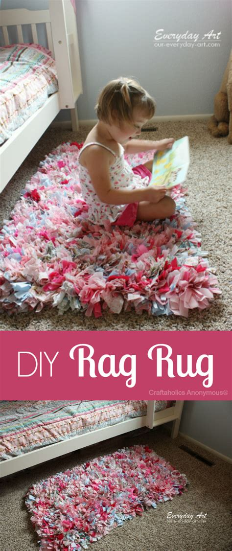 how to make a rug out of carpet 40 sweet and diy nursery decor design ideas