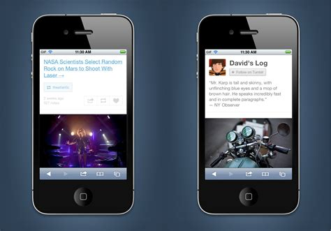 themes for tumblr mobile tumblr s redesigned mobile site adds end to end photos