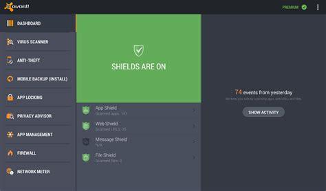 avast android avast mobile security antivirus rinnova il proprio aspetto esteriore androidworld
