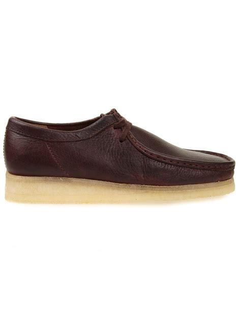 wallabee shoes clarks originals wallabee shoes brown leather casual