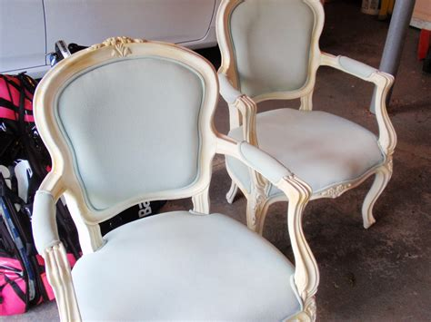 Painted Upholstery by Diy By Design How To Paint Upholstery
