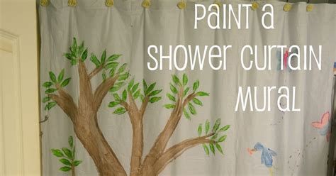 print your own shower curtain me and my big ideas make your own shower curtain