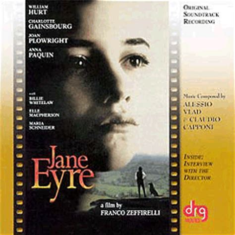 jane eyre themes and techniques jane eyre soundtrack 1996