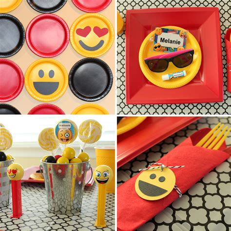 emoji party emoji party ideas party ideas activities by wholesale