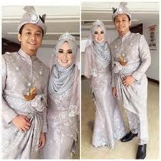 Baju Anak Blue Stitch Bololokids traditional wedding dress for the quot nikah quot ceremony