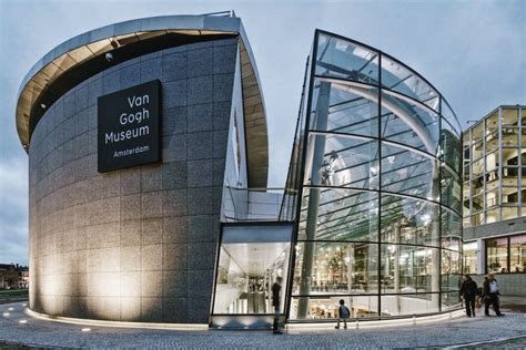 van gogh museum  book semi private guided tours
