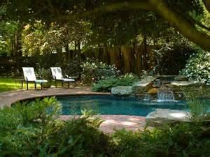 Garden Pools Backyard With Pool And Garden Kyprisnews