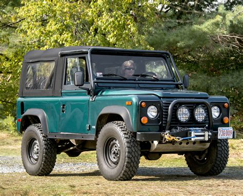accident recorder 1995 land rover defender free book repair manuals service manual how to remove 1994 land rover defender front bumper 1994 land rover defender