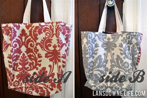 boxy tote bag pattern boxy fabric tote bags lansdowne life