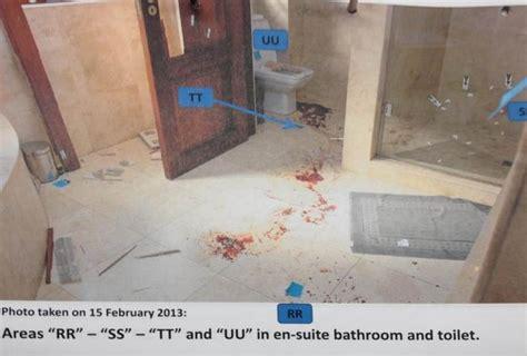Handrail For Shower Oscar Pistorius Crime Scene 1 Murderpedia The