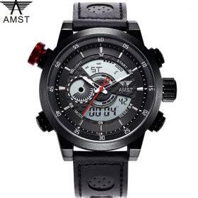 Jam Tangan Pria Led Airplane led jam tangan harga murah jakartanotebook