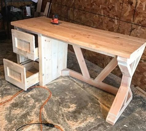 diy rustic computer desk 108 best desks images on pinterest desks creative ideas