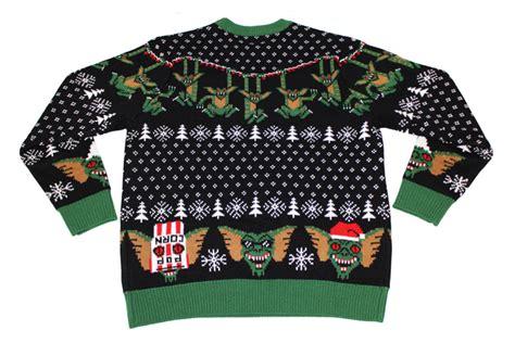 Heela Sweater mondo unveils gremlins knit sweater and fargo sweater