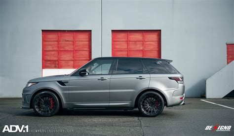 range rover rims 2017 urban automotive range rover sport adv15r m v2 cs wheels