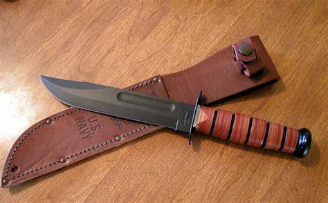 us navy knife kabar fixed blades