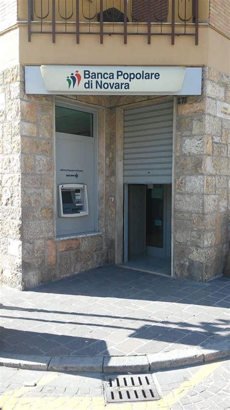 Filiali Banca Popolare Di Novara banca popolare di novara da aprile chiude la filiale di