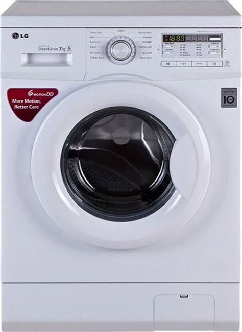 lg 7 kg fully automatic front load washing machine fh0b8qdl22 reviews lg 7 kg fully automatic