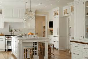 Benjamin Moore Kitchen Cabinet Paint Colors by Classic White Kitchen Home Bunch Interior Design Ideas